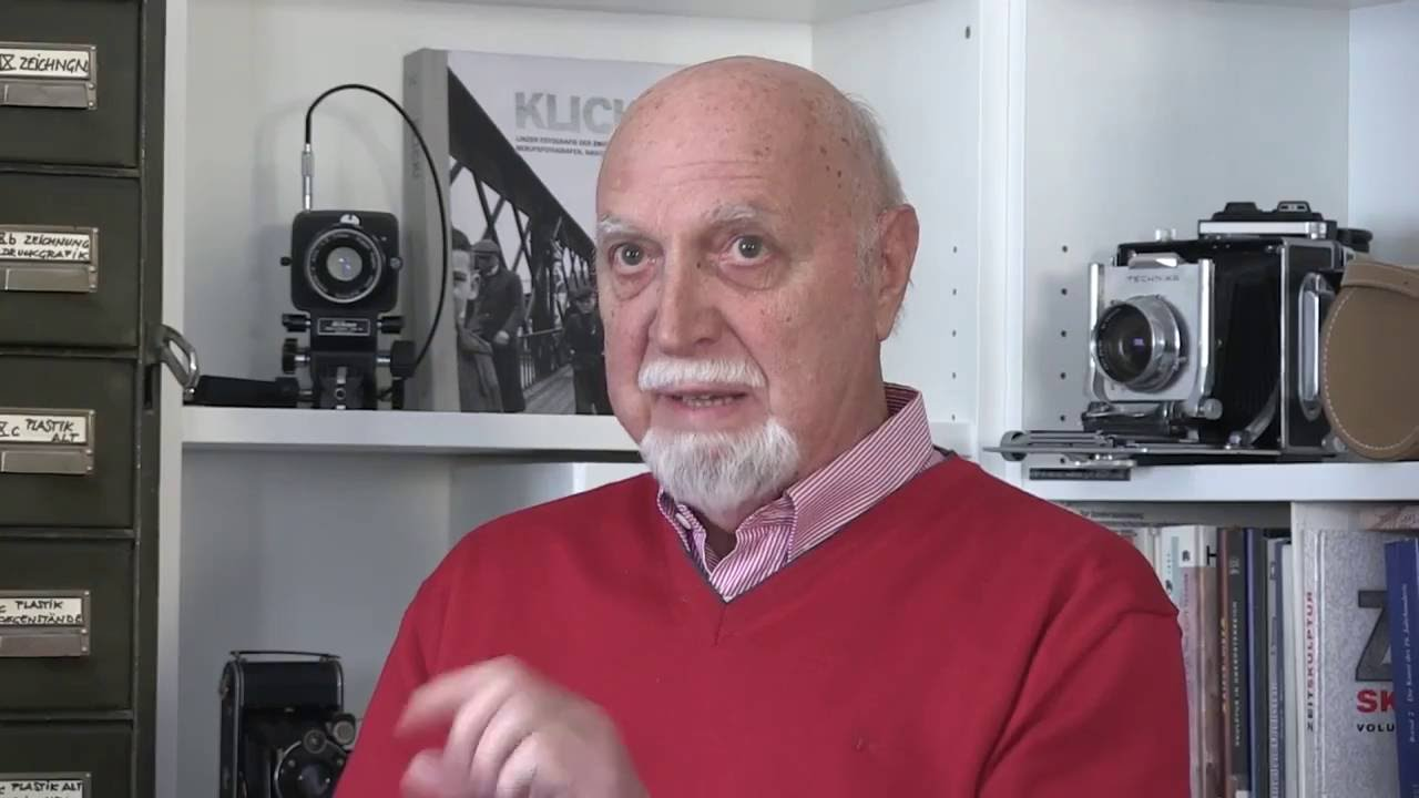 Franz Michalek, Fotograf in Linz