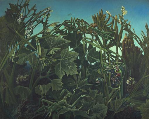 Max Ernst (1891–1976) La joie de vivre