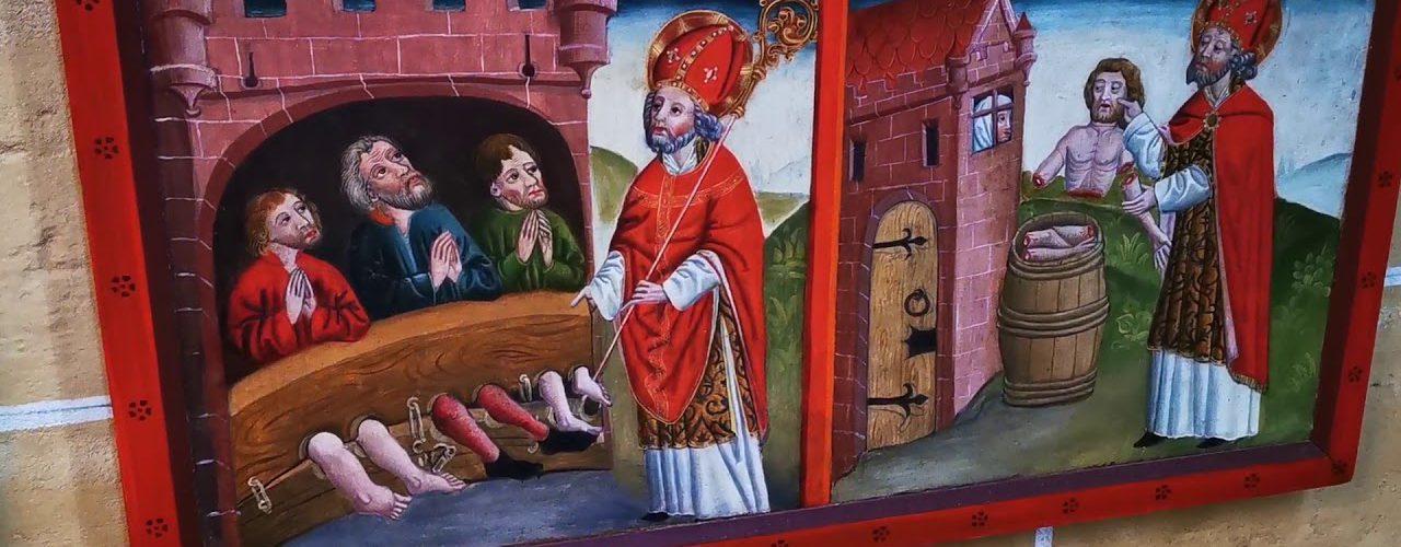 Nikolaus Von Myra Geschichte